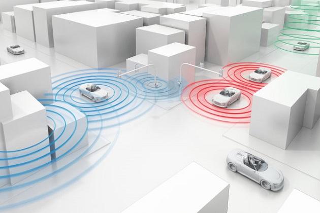 ドイツの大手自動車メーカー3社が、5G通信網を利用したシステム開発に向け通信企業と連携