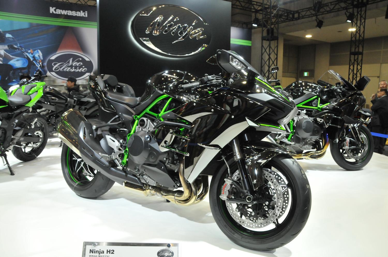 【第42回東京モーターサイクルショー】<女的>気になる2015年モデルをPickup!