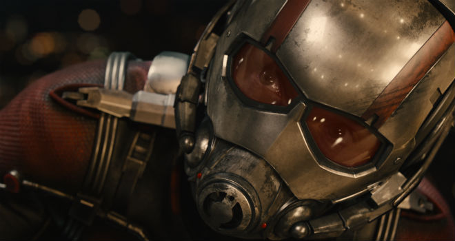 weekend box office ant-man