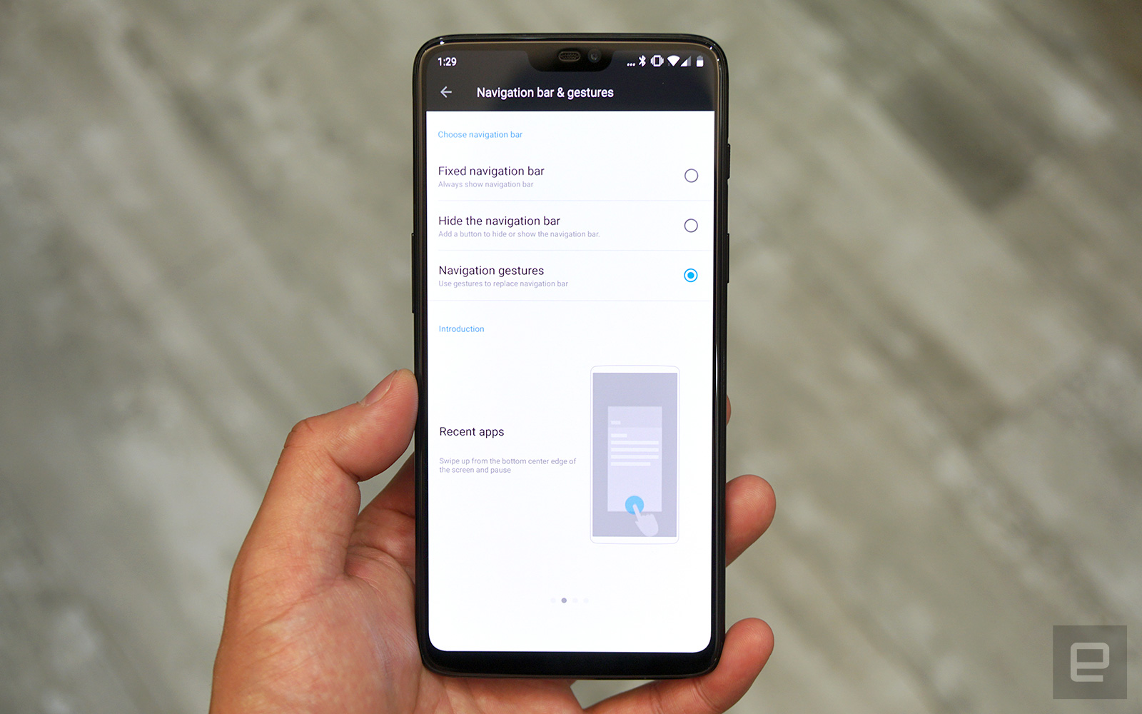 - oneplus 6 navigation gestures - A big step closer to the perfect smartphone