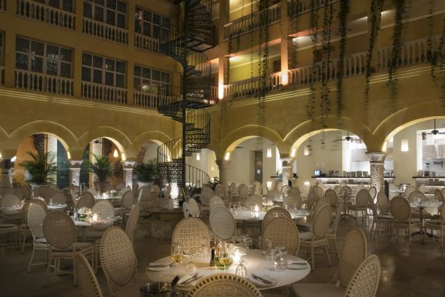 Hotel Charleston Santa Teresa, Harry Sasson