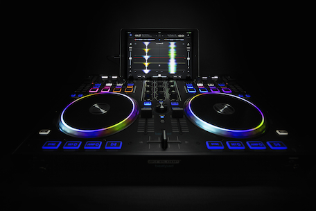 djay2 with reloop