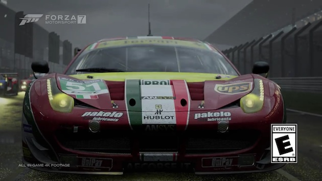 人気レース・ゲーム最新作『Forza Motorsport 7』の体験版が配信開始! 最新トレーラー映像も公開