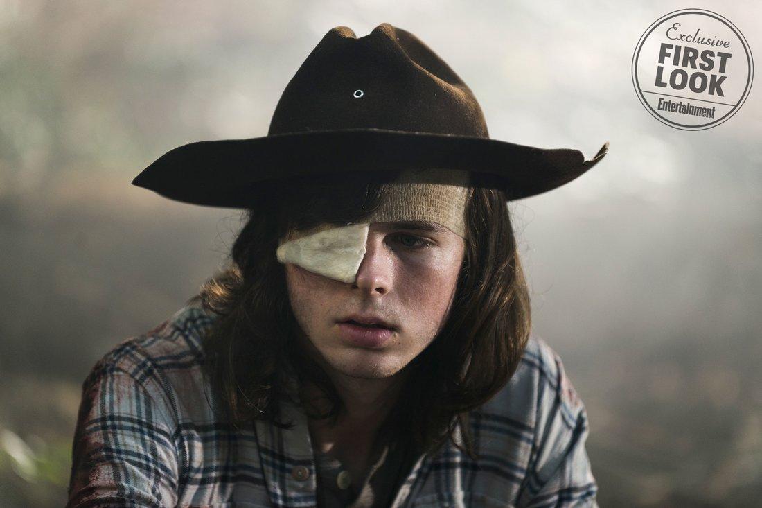 The Walking Dead: Lauren Cohan 'devastated' by Carl's death