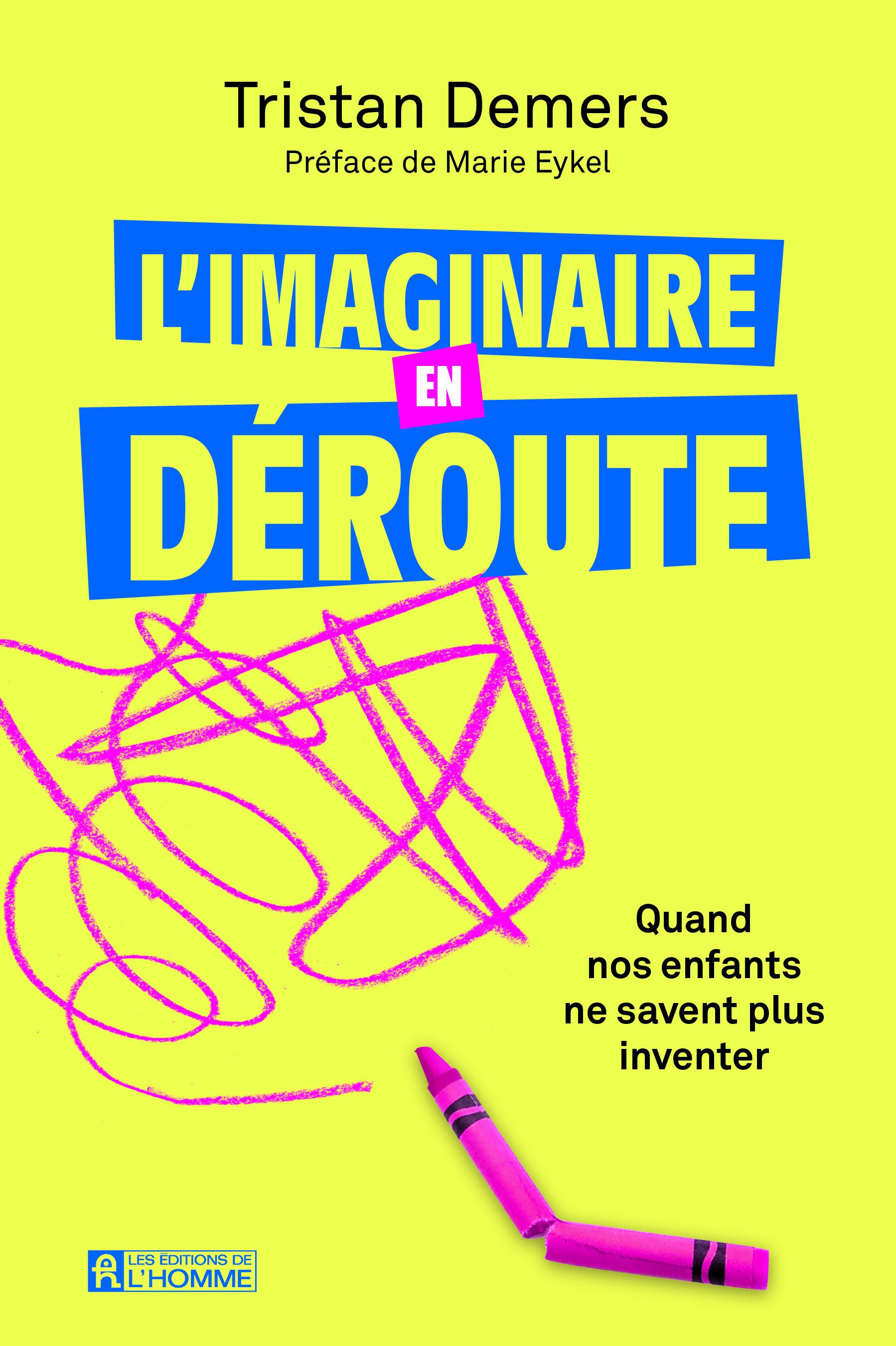 «L'imaginaire en déroute»: vibrant plaidoyer de Tristan Demers sur la créativité et