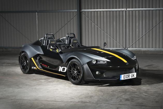 ゼノス・カーズ、軽さにパワーも加えた新型「E10 R」を発表!
