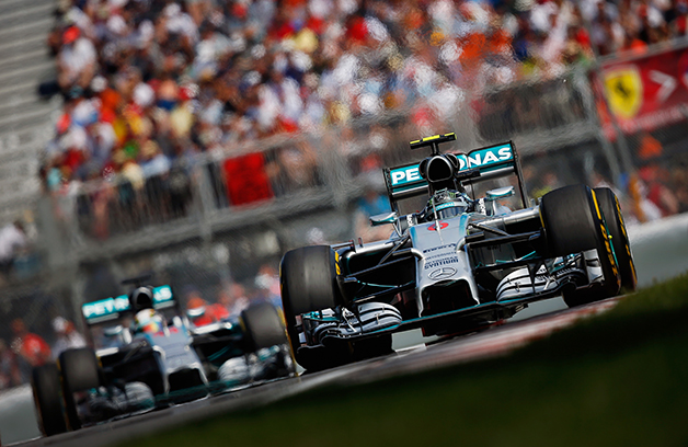 2014 Canadian Grand Prix.