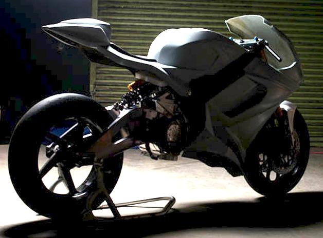 Liightning Motorcycles LS-218 teaser enhanced