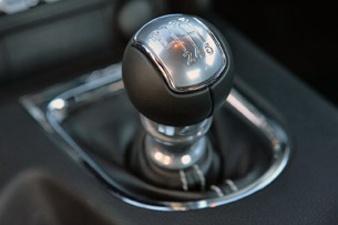manual transmission hard to shift into first gear