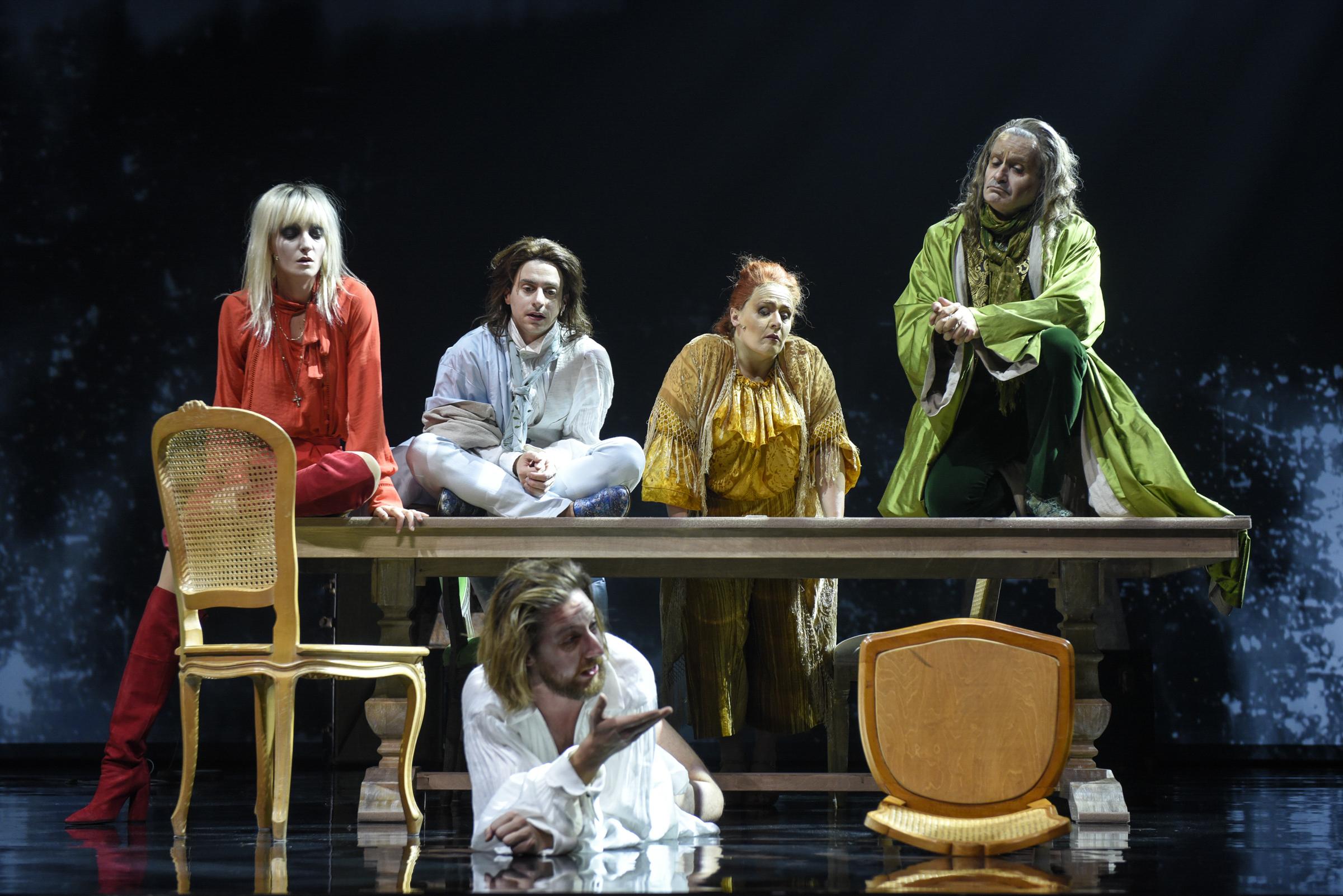 «Candide ou l'optimisme», une brillante adaptation du roman de
