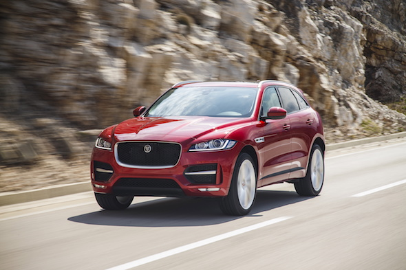 Since A Concept Of The Car Was First Revealed, Thereu0027s Been A Lot Of  Interest In The Jaguar F Pace. Finally, Itu0027s Here, And Retaining Much Of  The Looks Of ...