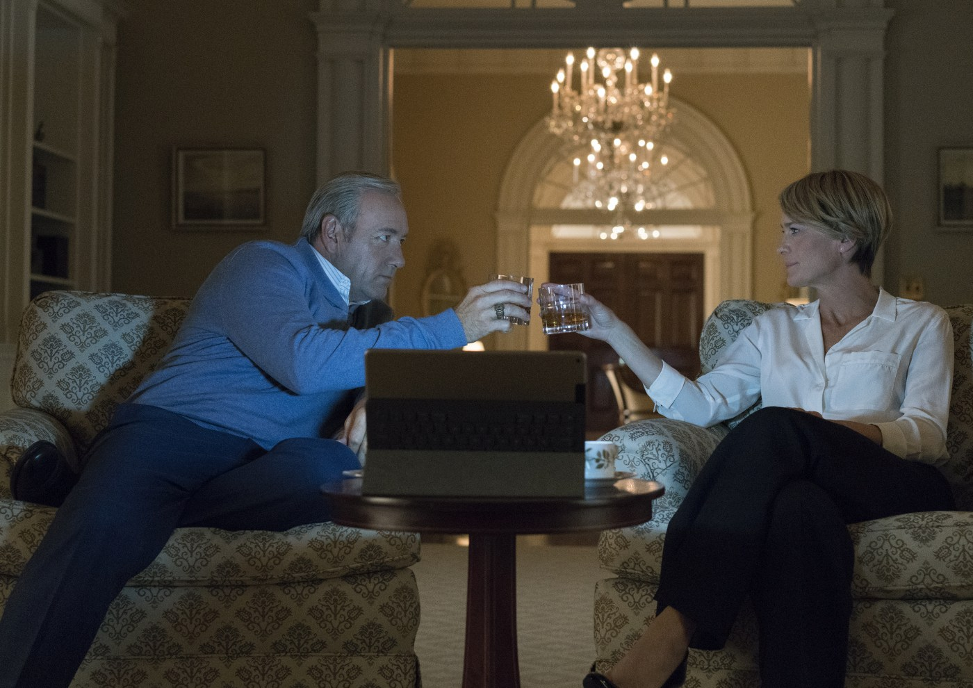 What's on TV: 'House of Cards,' 'Fear the Walking Dead'