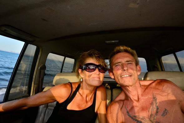 British tourist's £165k medical bill after heart attack following sex in Nevada Desert