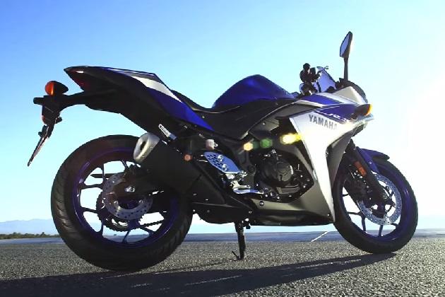 【ビデオ】2輪レーサー、コーリン・エドワーズもお勧め! ヤマハの新型バイク「YZF-R3」