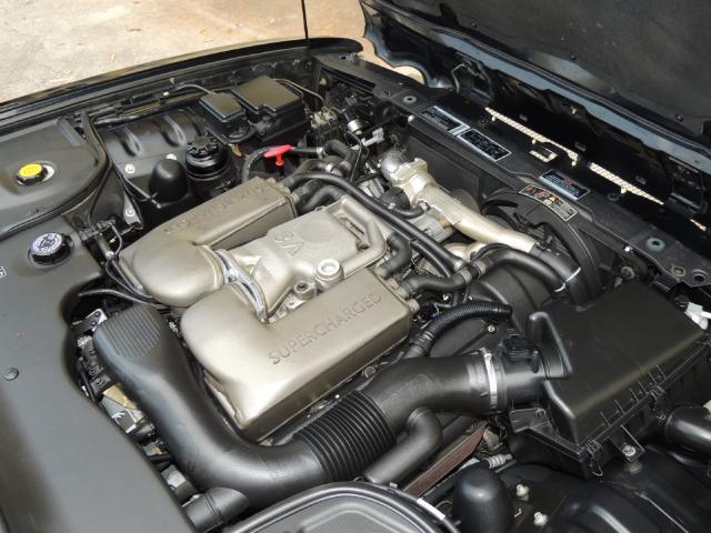 2003 Jaguar XJR