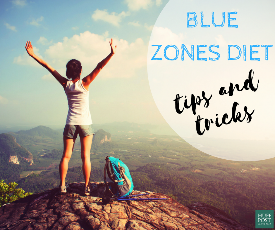 The 'Blue Zones' Diet Can Help You Live Longer And Be