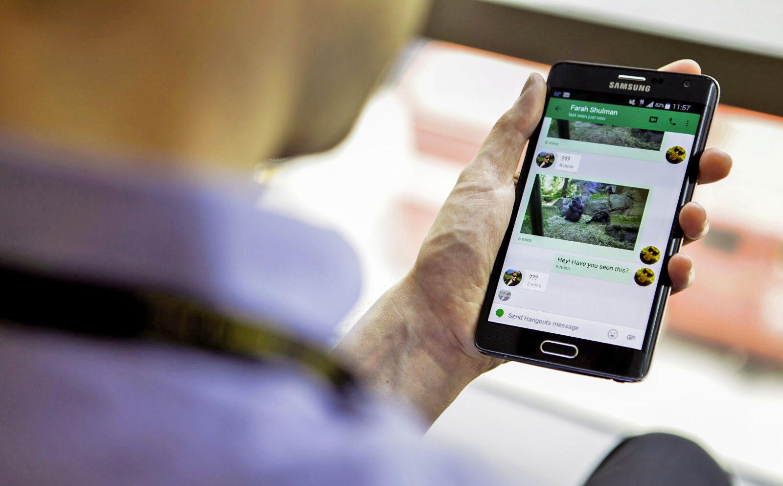 d8973e5fc Google bought a company to improve Hangouts call quality