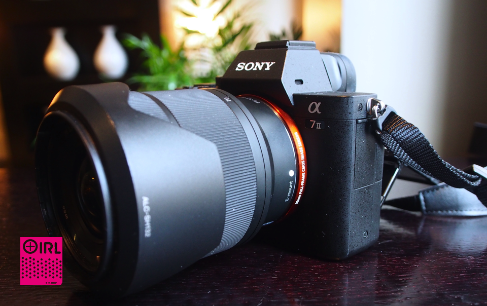 irl a month with sonys a7 ii full frame mirrorless camera