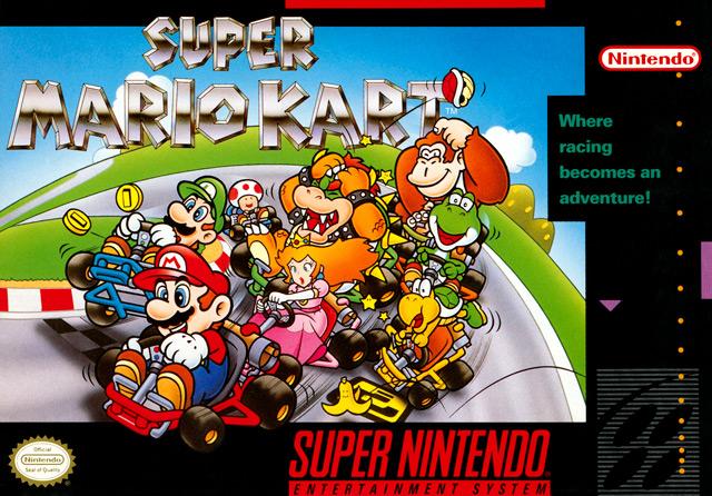 Mario Car Racing  Player