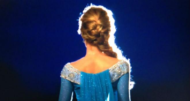 once upon a time princess elsa