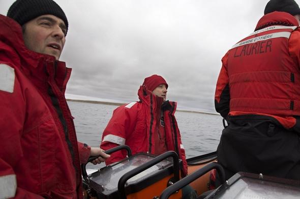 British shipwreck found in Northwest Passage 170 years after it vanished