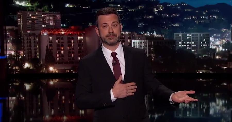 Jimmy Kimmel Chokes Up Talking About Newborn Son S Heart