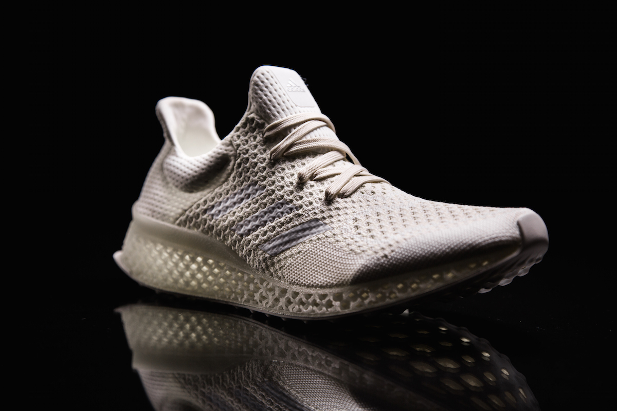 1595cf523cf Adidas Futurecraft 3D  A running shoe made with 3D-printed materials