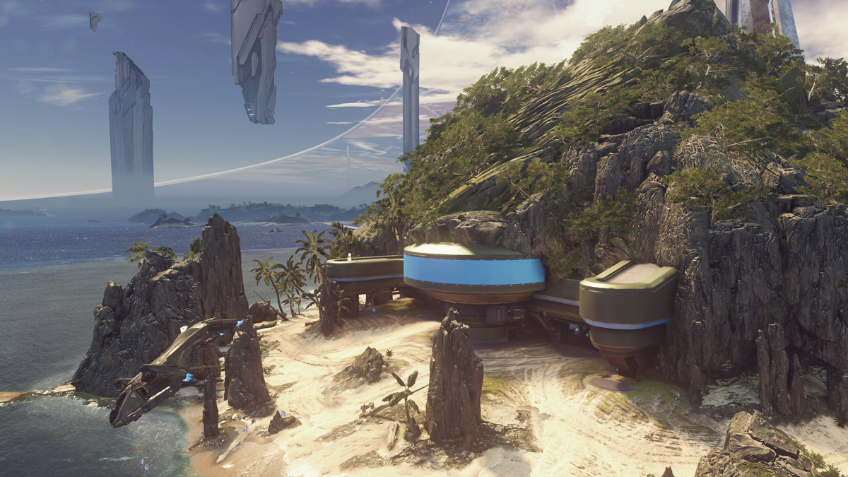 Halo 5' card system gives you a leg up in multiplayer mayhem