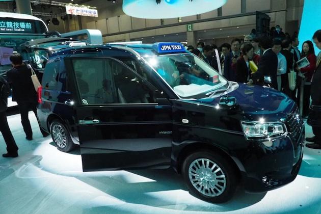 トヨタの「ジャパンタクシー」は東京を象徴するアイコンになれるか!?