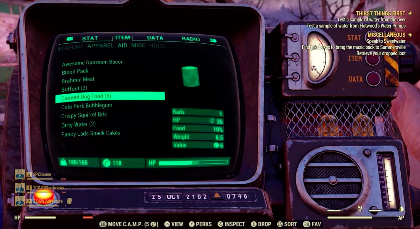 Fallout 76 Microtransaction Currency Can Be Used On Cosmetics