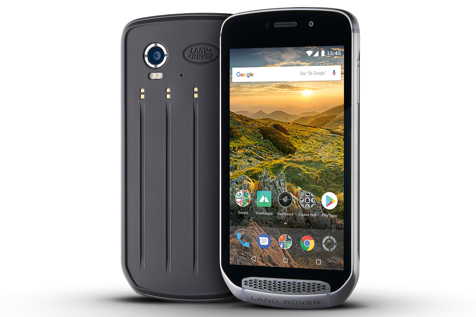 Land Rover Launches 'Outdoor Adventure Smartphone'