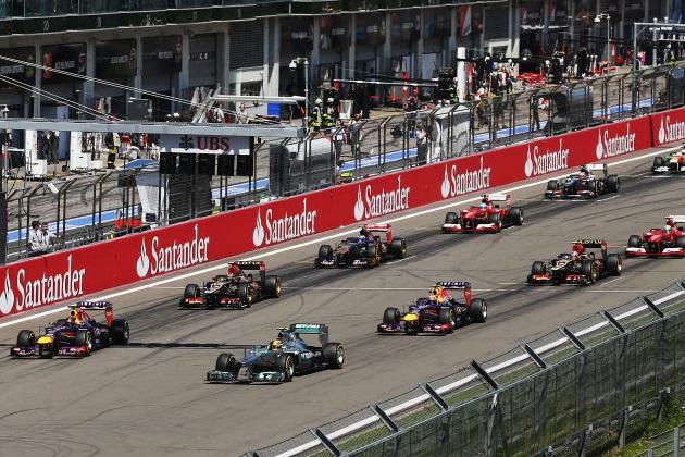 ニュルブルクリンク、2017年にF1ドイツGPの開催を目指す