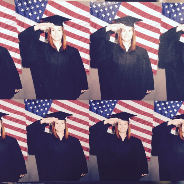 One woman is selling her college diploma on eBay because