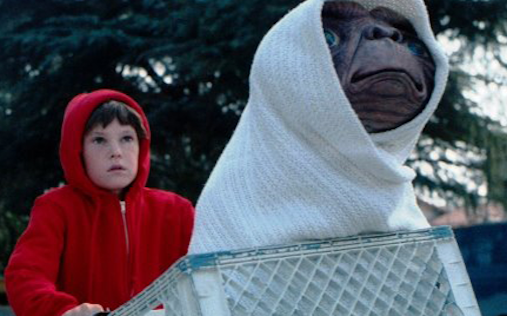 remember elliot from e t just wait until you see what he looks