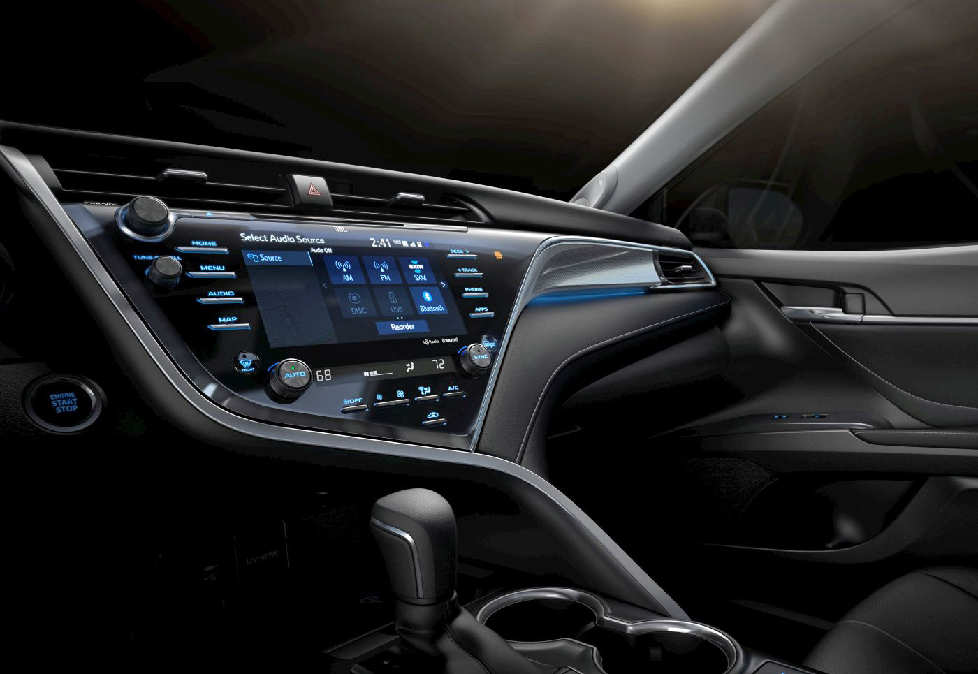 Toyota's latest infotainment system is powered by Linux
