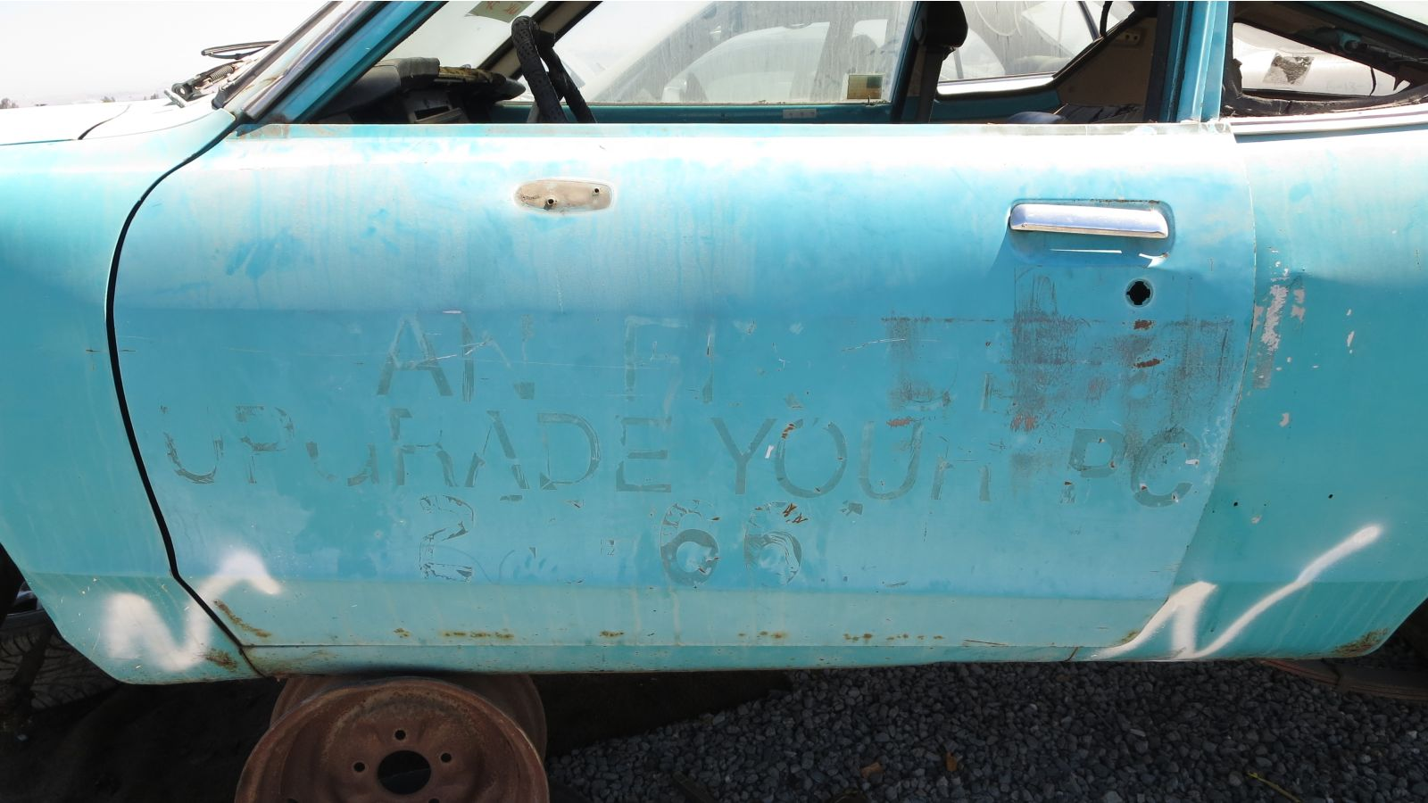 Junkyard gem 1974 datsun b210 fastback autoblog for Honda civic a13 service