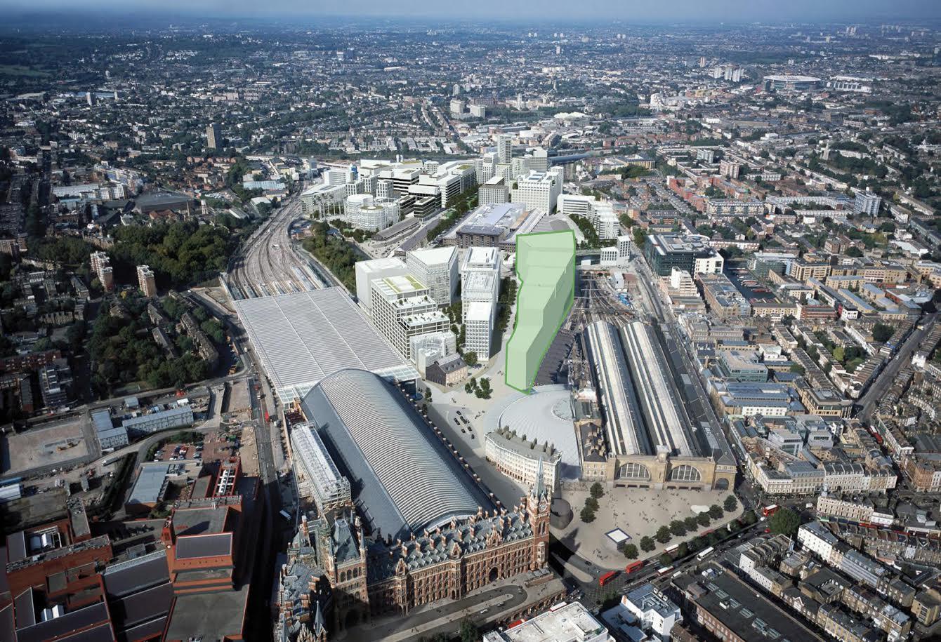 Google Kings Cross London HQ