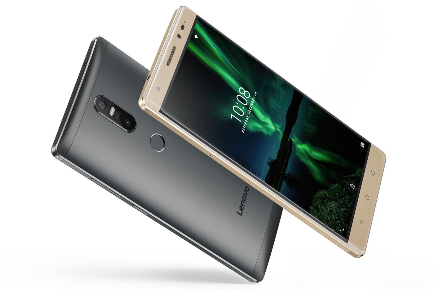Dünya'nın ilk Tango uyumlu telefonu Lenovo Phap2 Pro!!