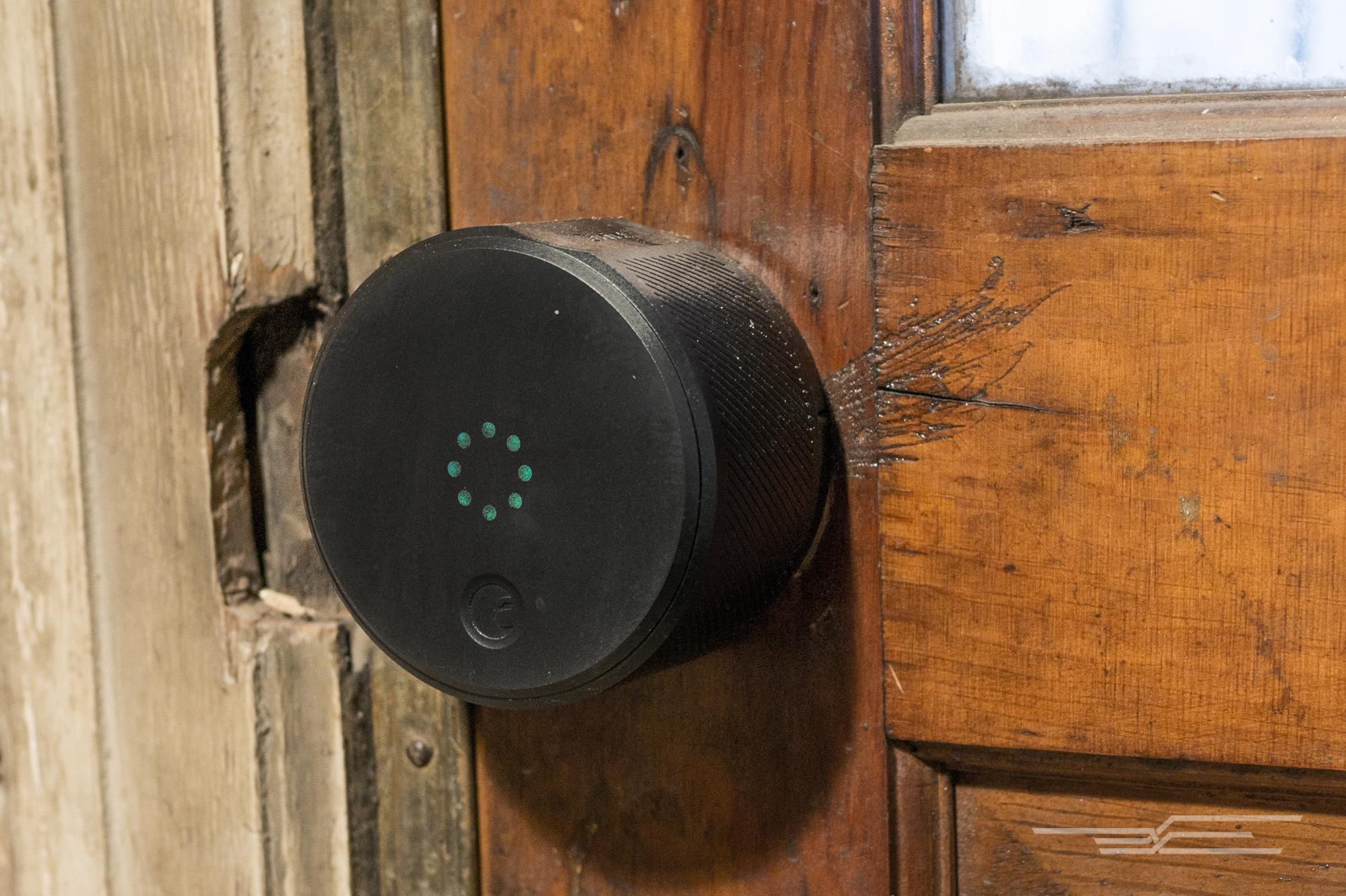 The best smart lock keep your existing deadbolt rubansaba