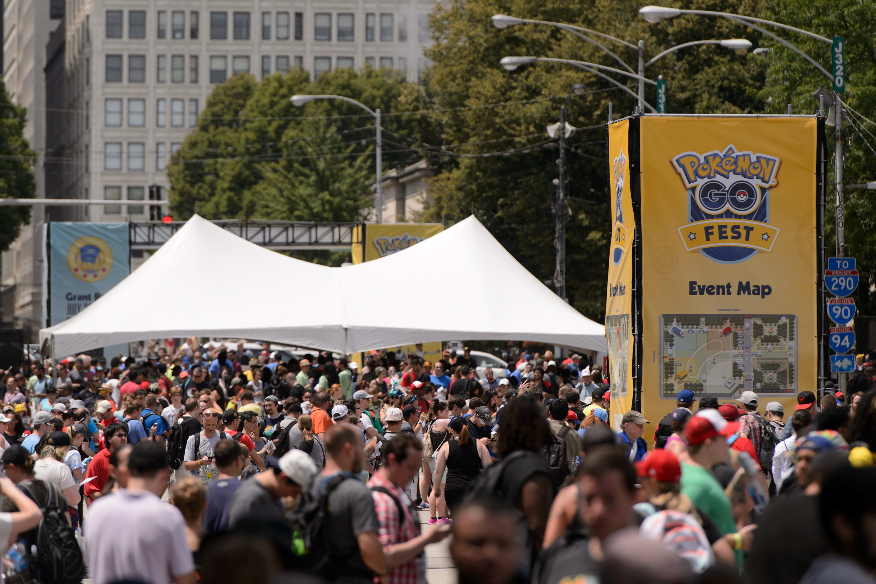 2017 Pokemon GO Fest Chicago