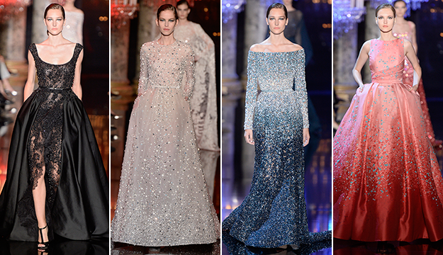 Elie Saab Couture is so pretty, it will take your breath away