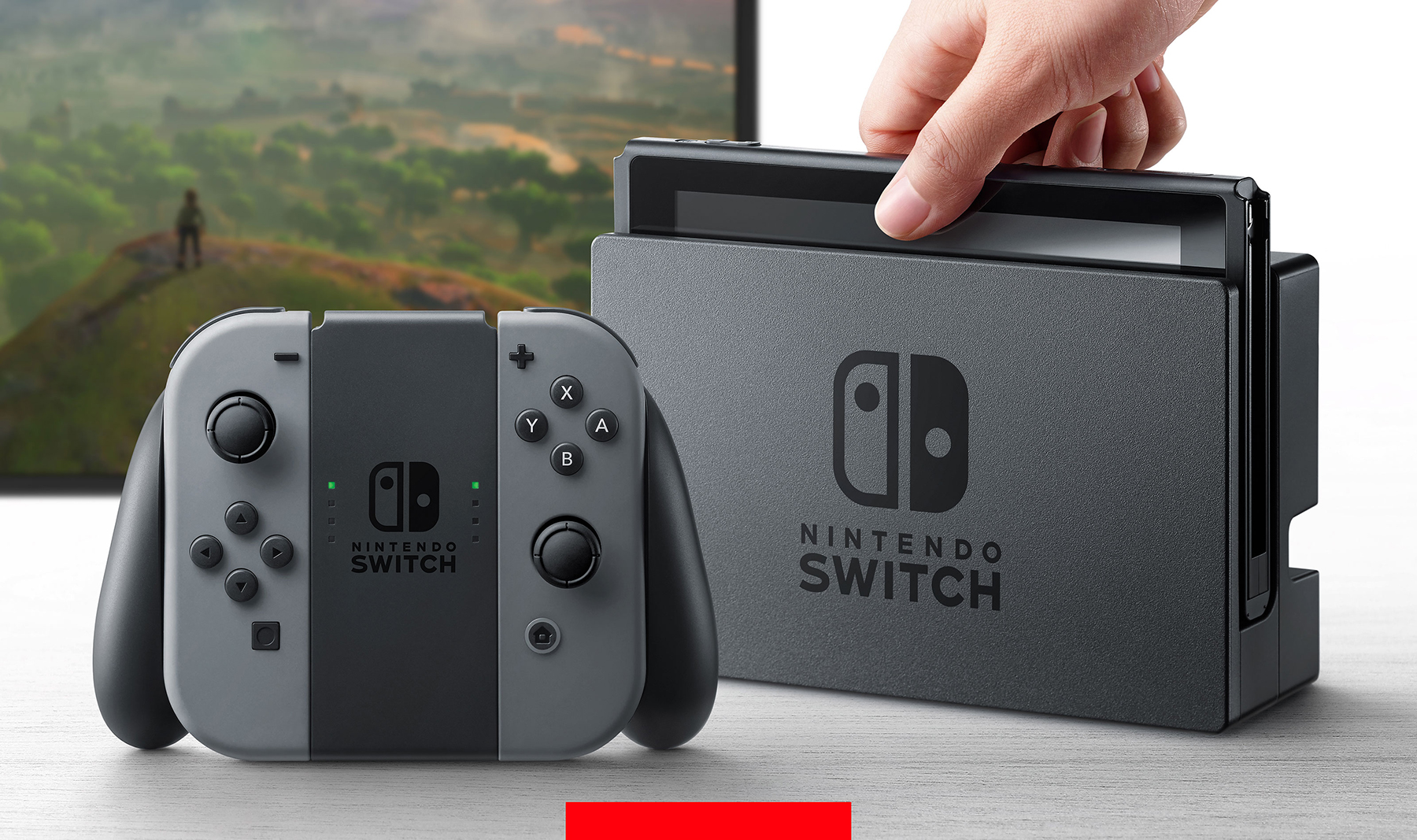 Switch Is Nintendo S Next Game Console