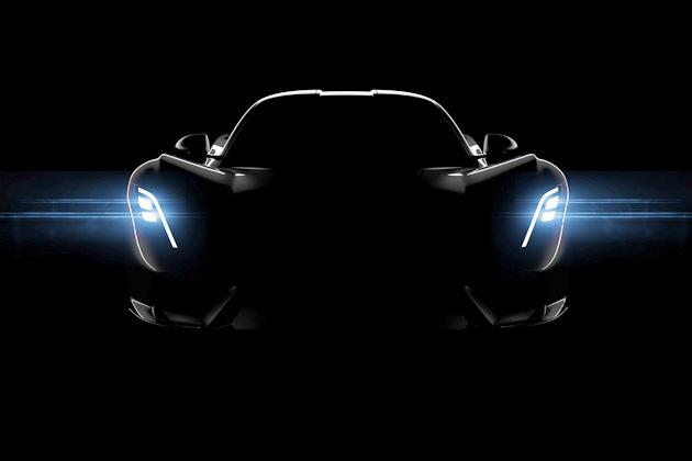 【ビデオ】ヘネシーが最高速度467km/hを誇る新型ハイパーカー「ヴェノム F5」のティーザーを公開