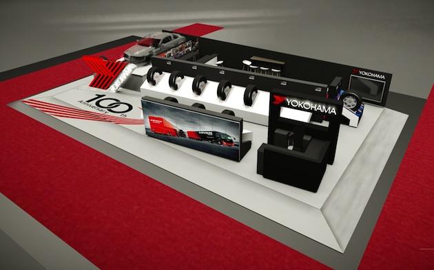 横浜ゴム、ジュネーブ・モーターショーで乗用車用タイヤの新商品をワールド・プレミア