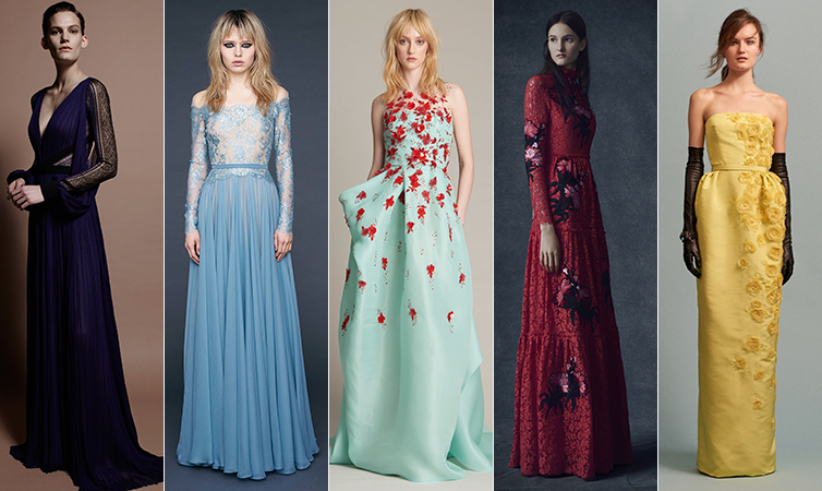 Prettiest Dresses Of Pre Fall 2016 Collections