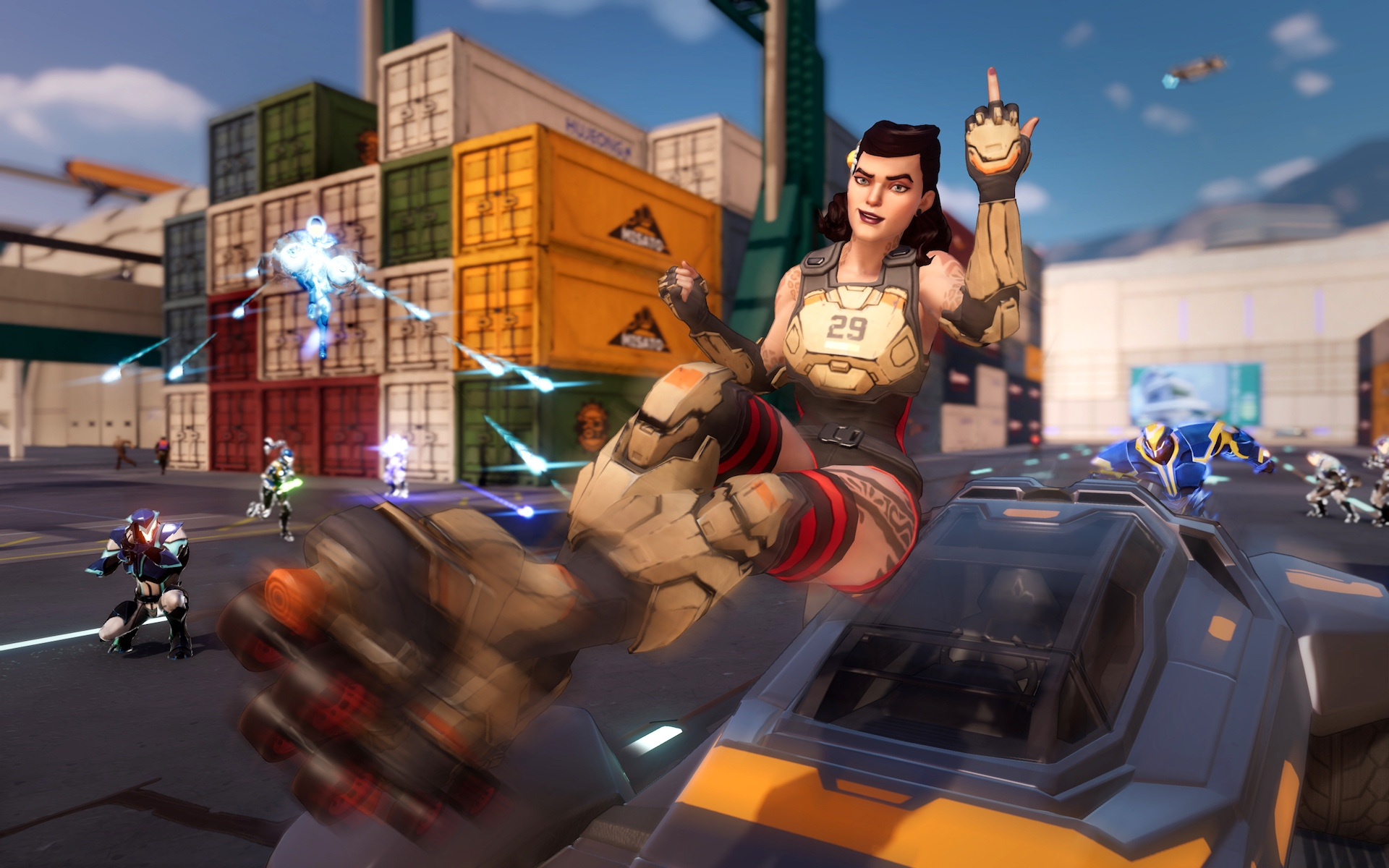 Agents Of Mayhem Porn crackdown 3' lives in the shadow cast'agents of mayhem