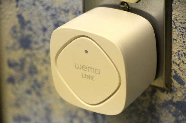 Belkin WeMo Smart LED Bulb -- WeMo Link Hub