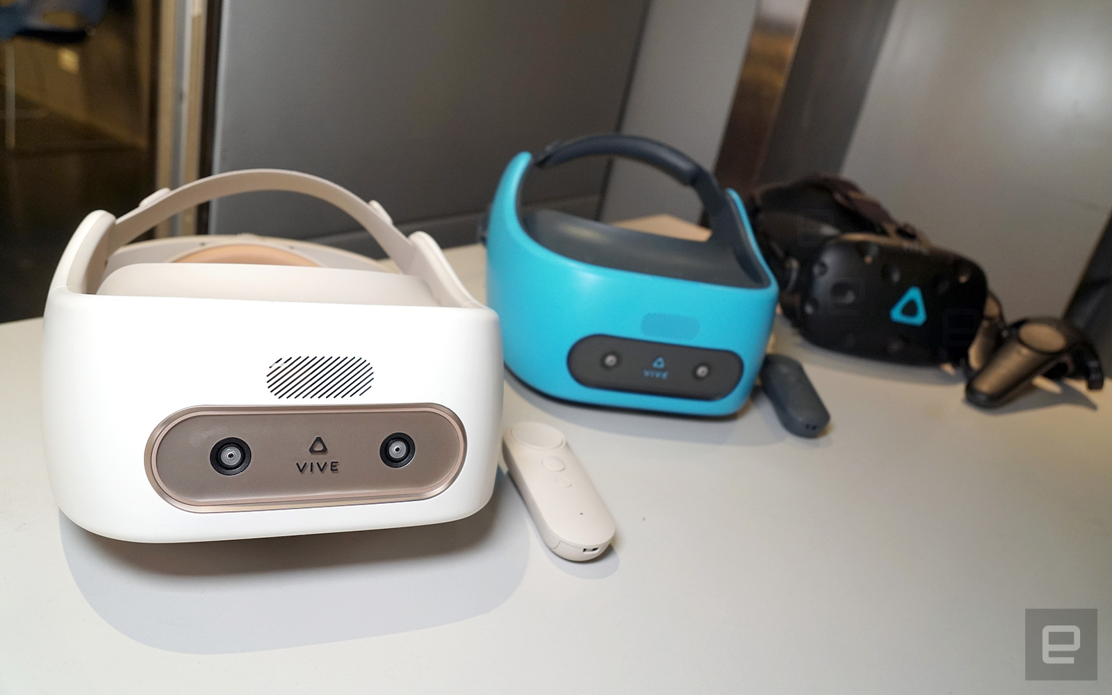 I can finally do cartwheels in VR with HTC's Vive Focus