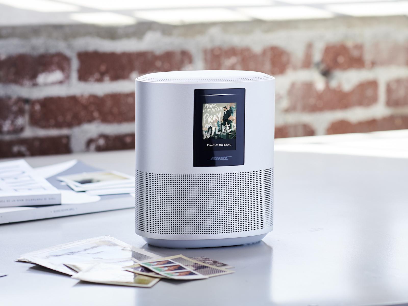 bose home speaker 500 ファームウェア