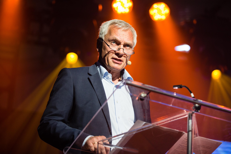 Joachim Damasky en conférence à Movin'On